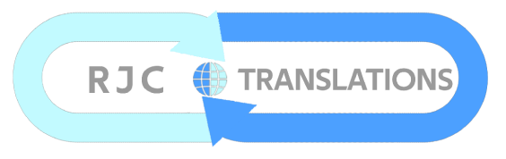 RJC Translations Logo